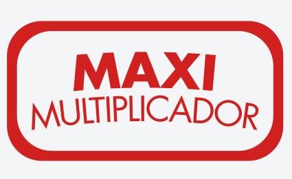 Maxi multiplicador: Una gran manera de ahorrar