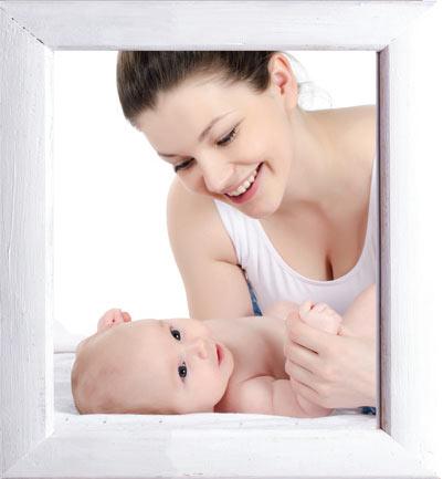 Los desafíos de una madre primeriza