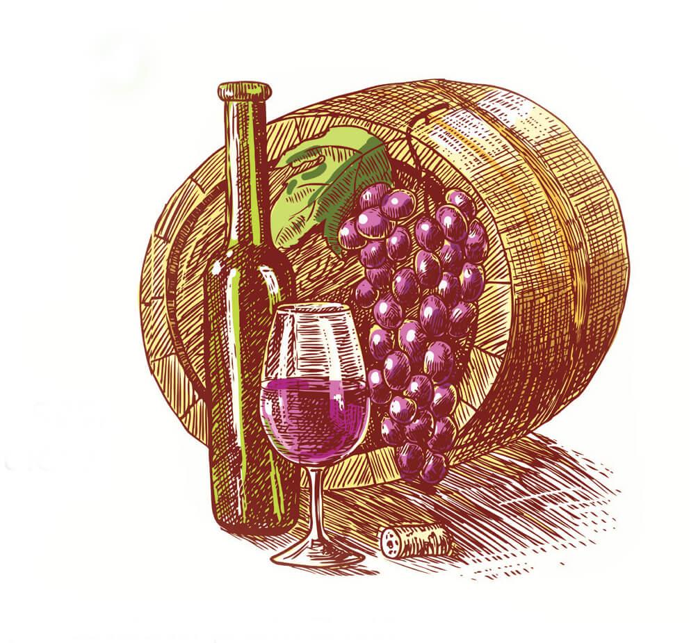 Escuela de vinos: La crianza de los vinos