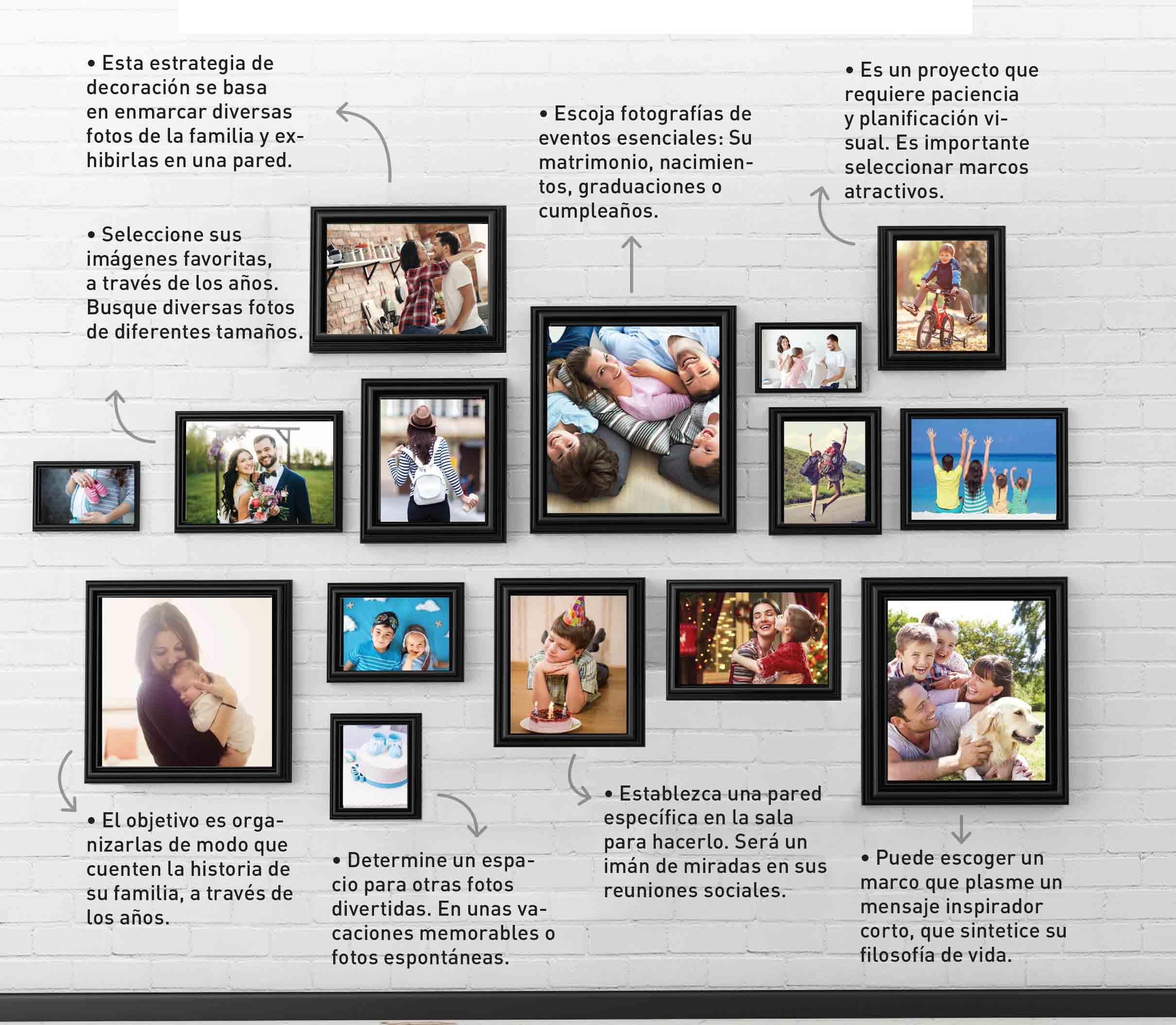 Atractivo Foto Lo Enmarca Tamaños Componente - Ideas Personalizadas ...