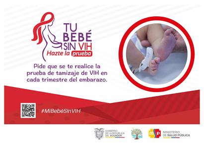 8f3098aa0 Medidas para evitar la transmisión de VIH de madre a hijo
