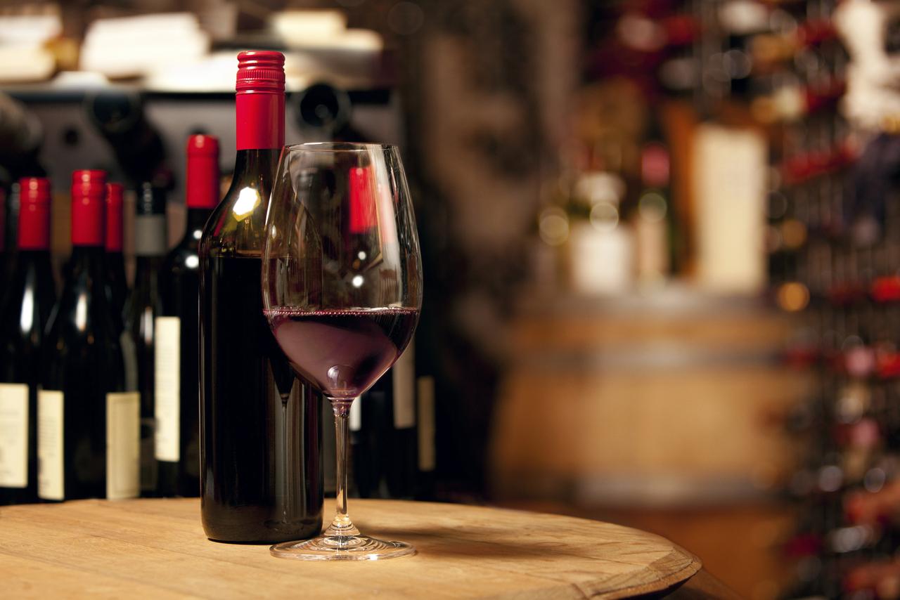 La calidad del vino italiano