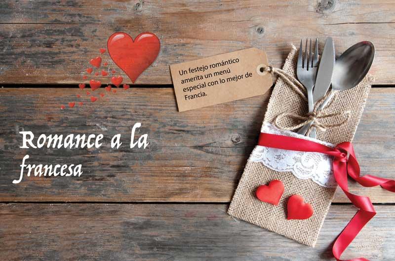 Romance a la francesa – Entradas