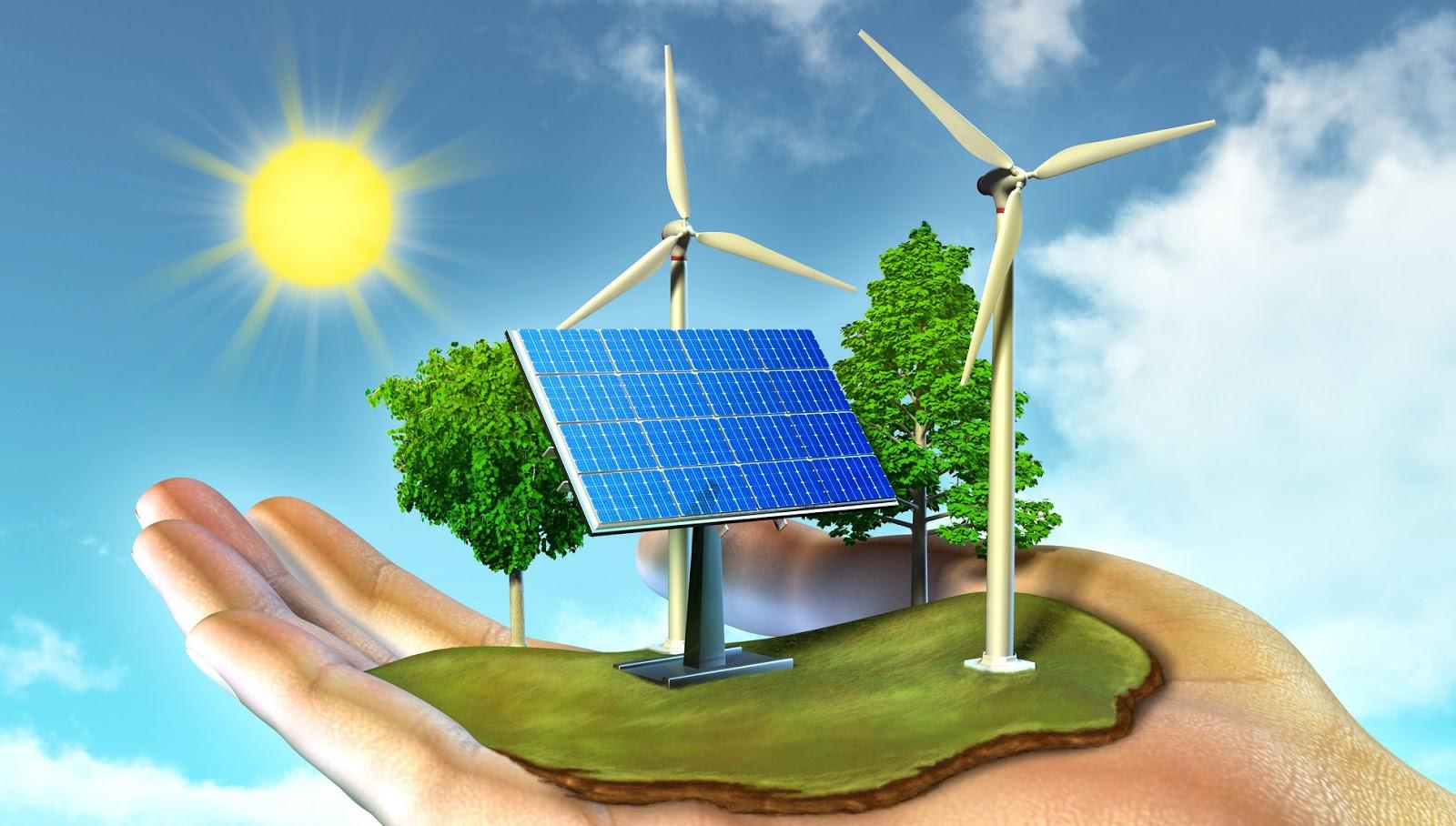 Energía asequible y no contaminante: objetivo de desarrollo sostenible