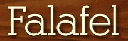 Revista Maxi - Falafel