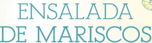 Revista Maxi - Ensalada de mariscos