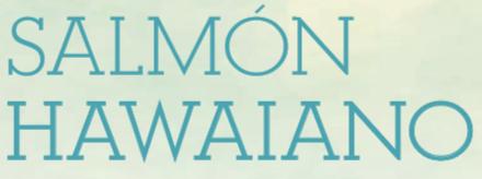 Revista Maxi - Salmon hawaiano