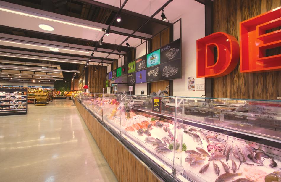 El supermercado más eco eficiente del país