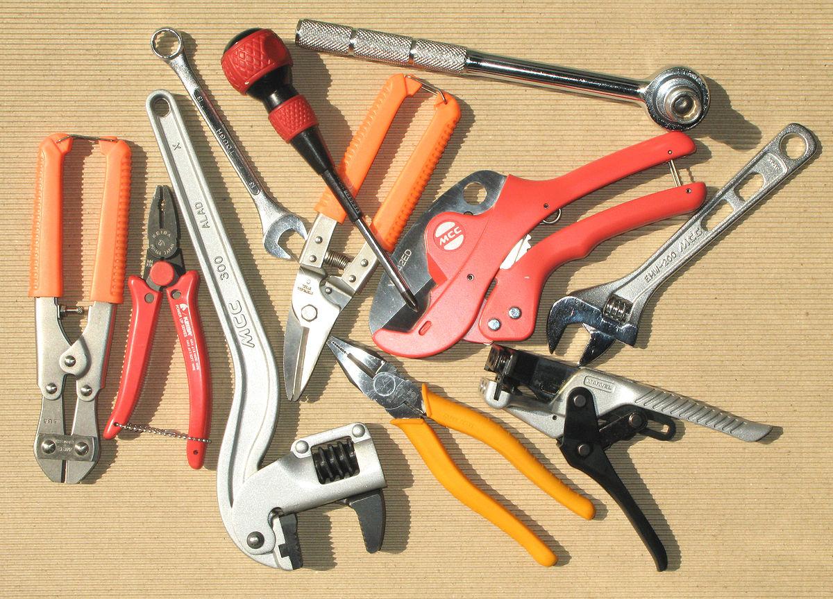 Esenciales de su caja de herramientas