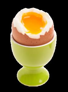 Revista Maxi huevo-desayunos