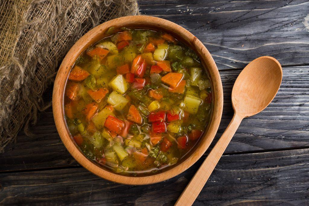 Revista Maxi sopa verduras Holandesa