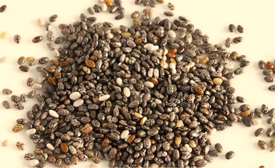 Chía: semillas que cuidan su salud