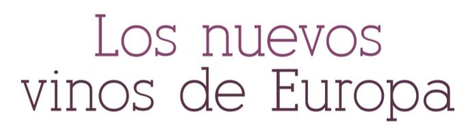 Revista Maxi - Vinos