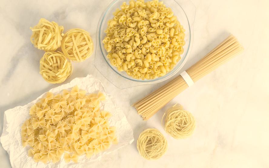 La pasta: protagonista de la gastronomía italiana