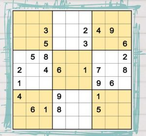 Revista Maxi Sudoku-9