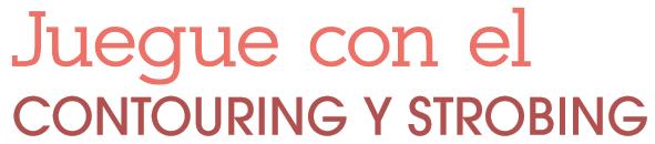 Revista Maxi - Countouring y Strobing