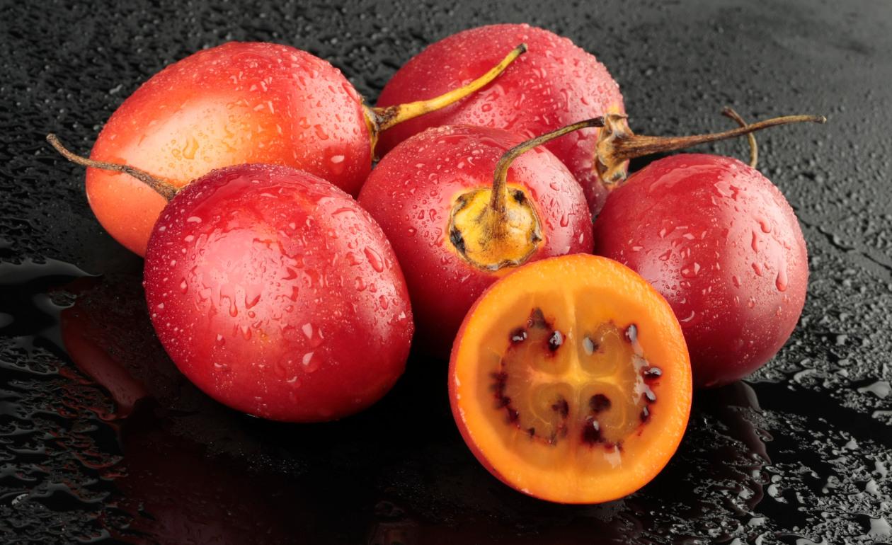 Tomate de árbol, el fruto que baja el colesterol