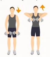 Revista Maxi - entrenamiento metabólico