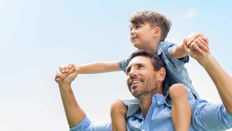 Papá primerizo: el gran reto de todo hombre