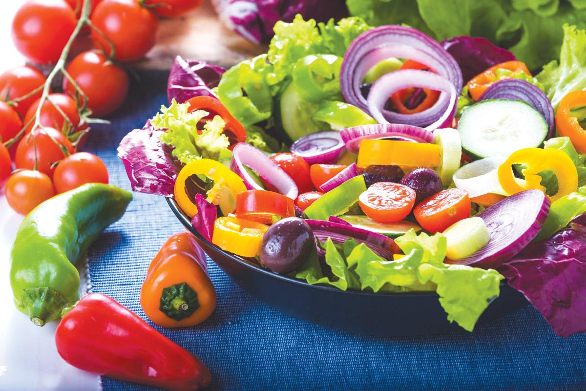 Nutrición de mil colores
