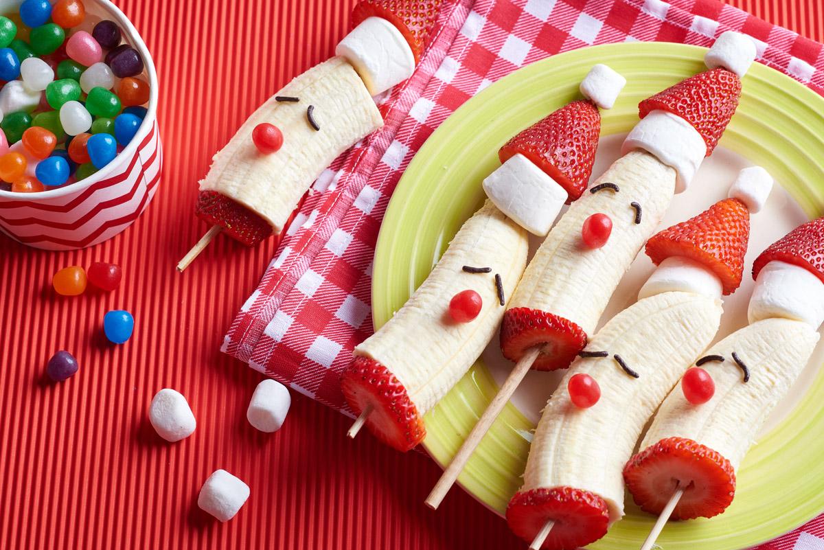 Pinchitos navideños
