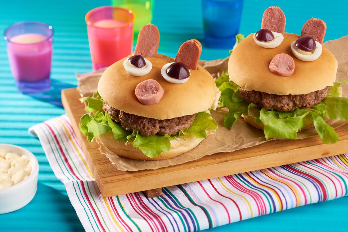 Porkiburguesa