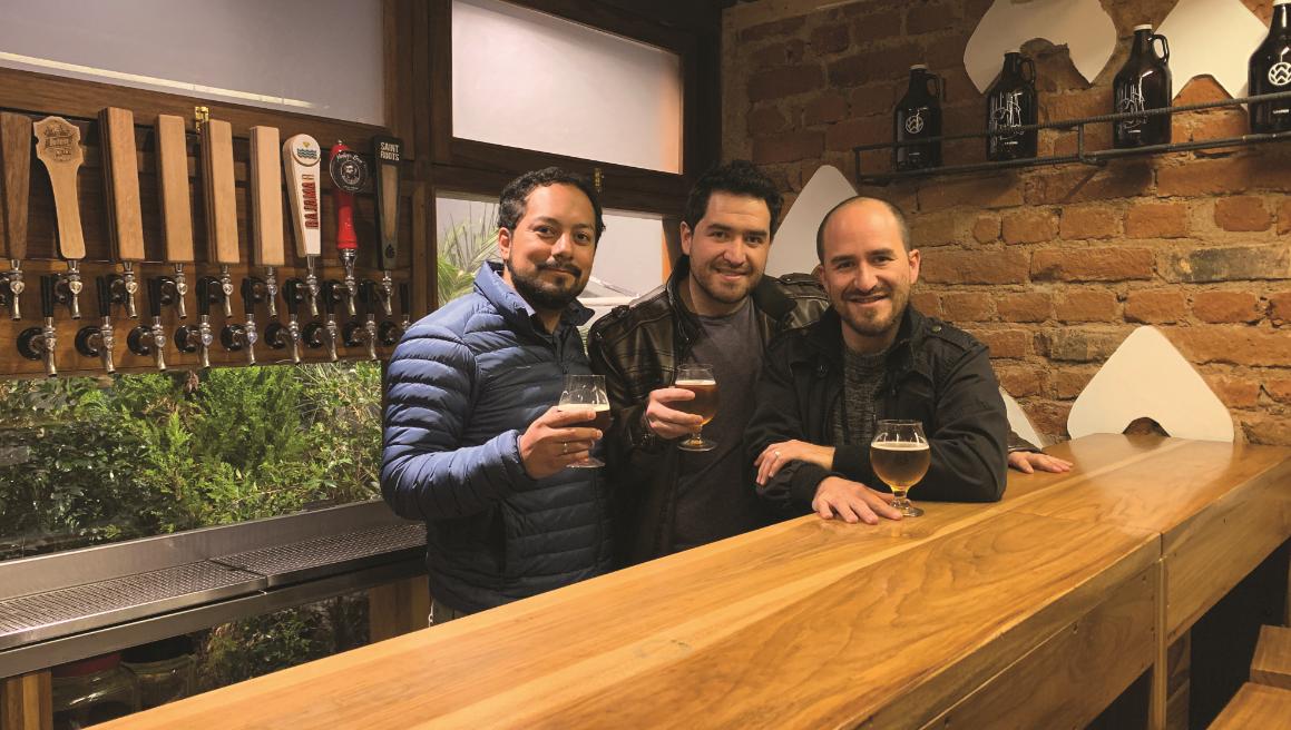 Santa Rosa: pasión por la cerveza