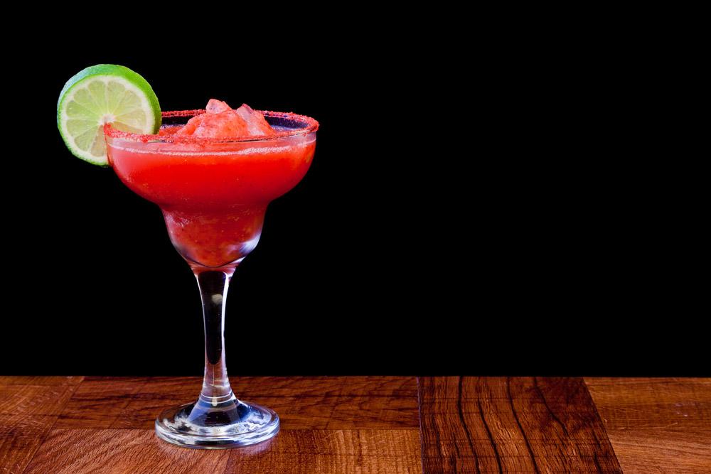 Margaritas de Frutos Rojos