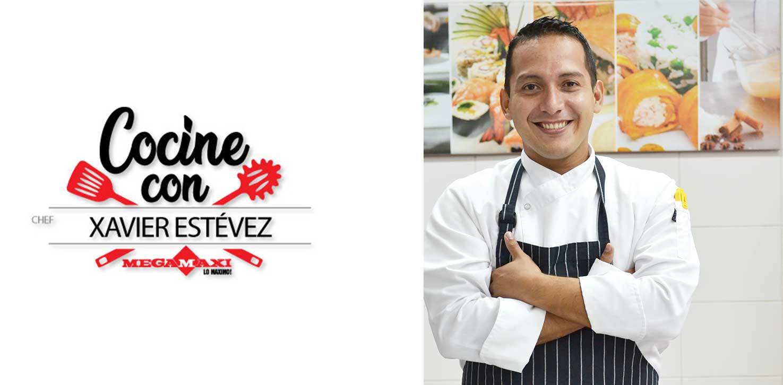 Curso de cocina: Cocine con Xavier Estévez