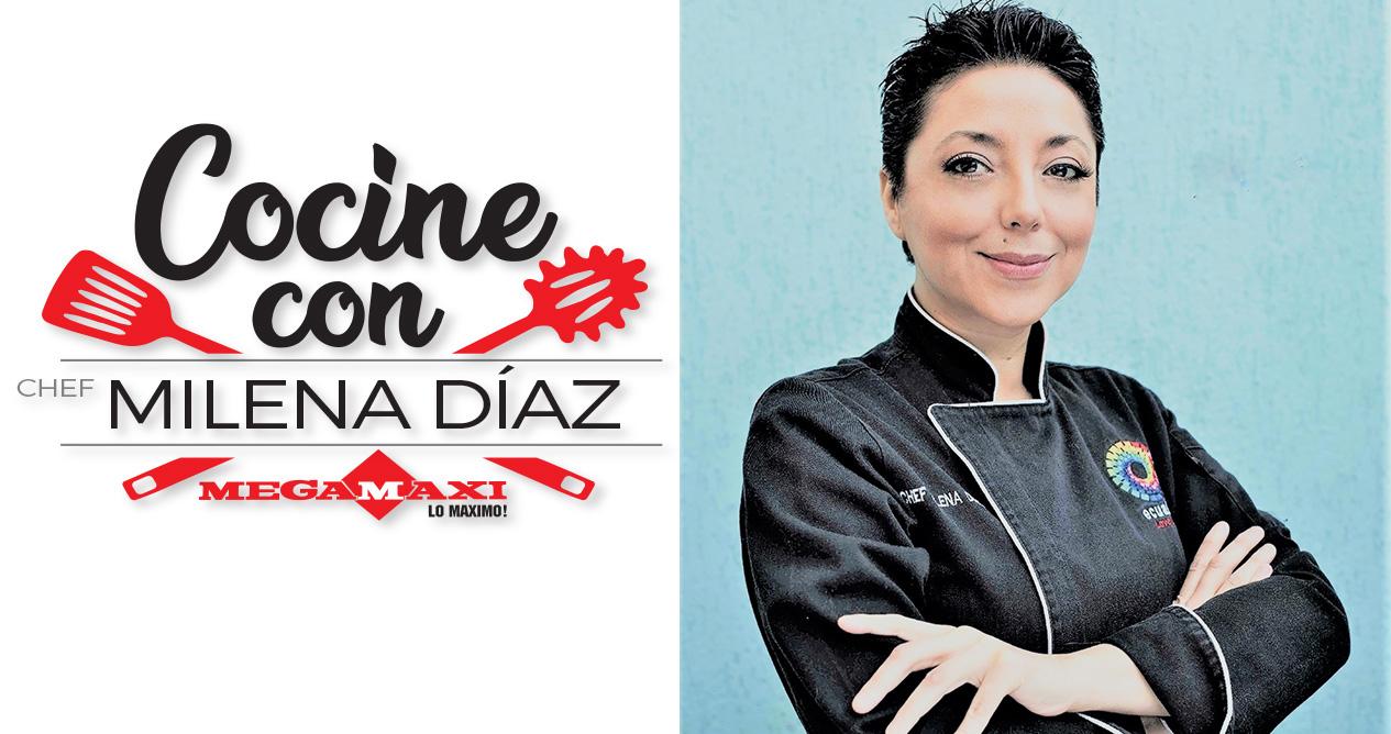 Curso de cocina: Cocine con Milena Díaz