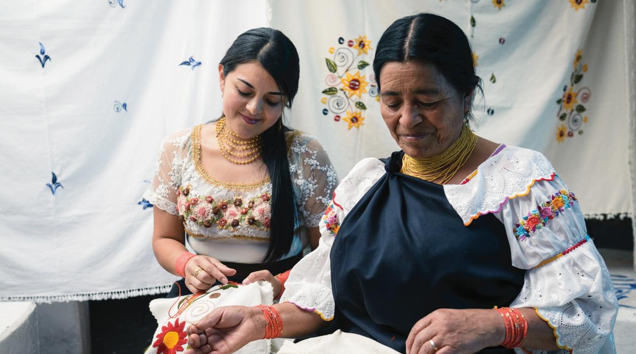 Ecuador, un país emprendedor