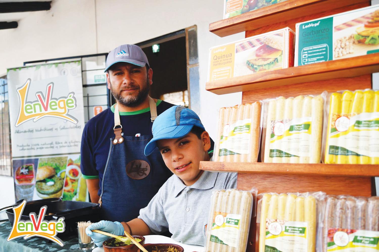 LenVegé: apostando po la nutrición alternativa