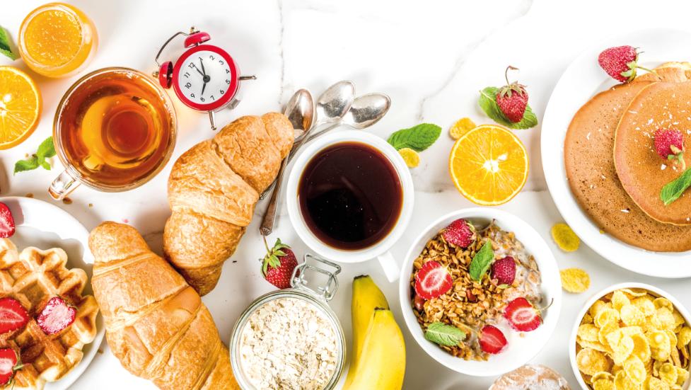 El despertar más nutritivo