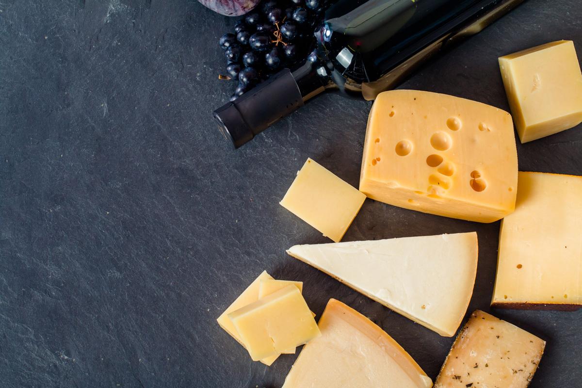 Exquisitos quesos para disfrutar