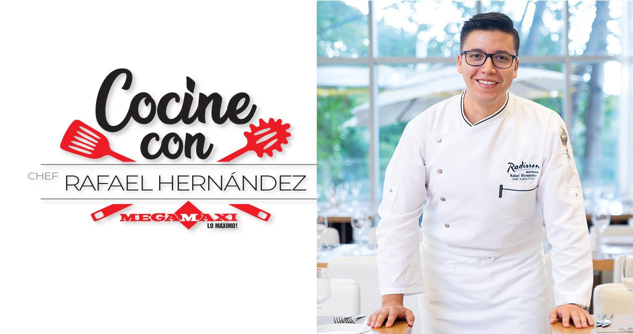 CHEFHERNANDEZ Curso de cocina