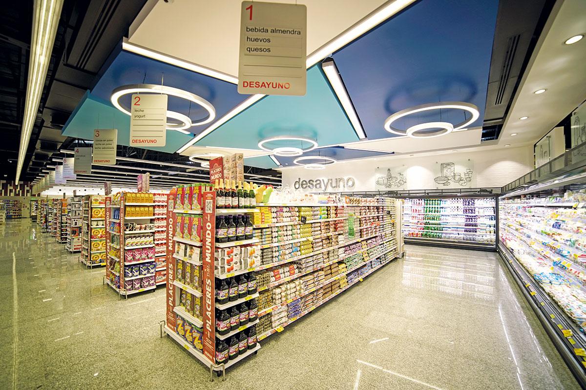Un supermercado nuevo para usted