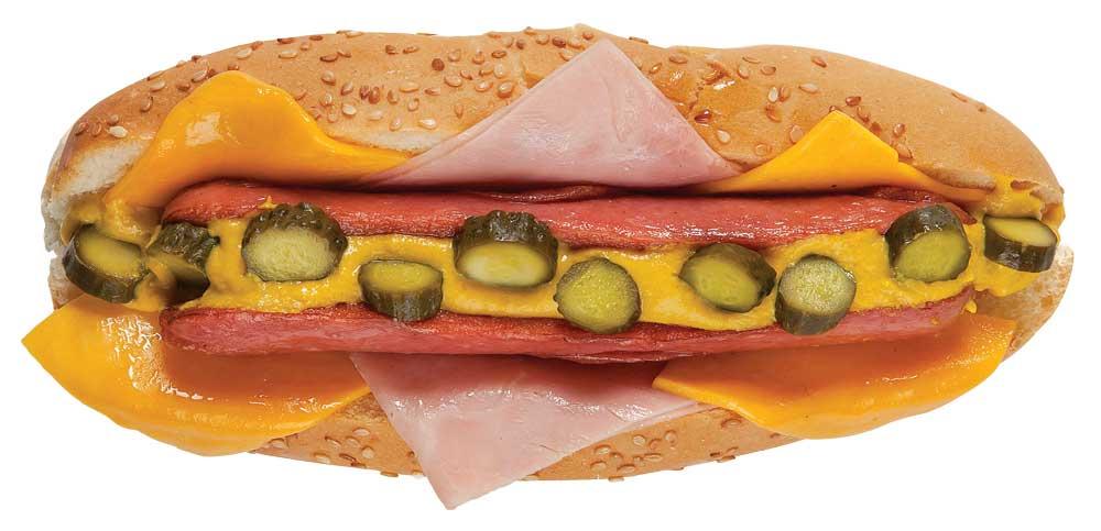 hot dog cubano revista Maxi