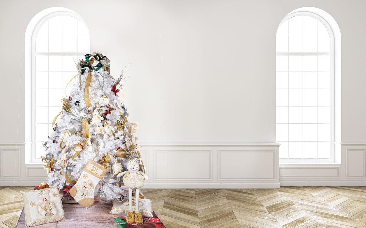 Revista Maxi - Árboles navideños