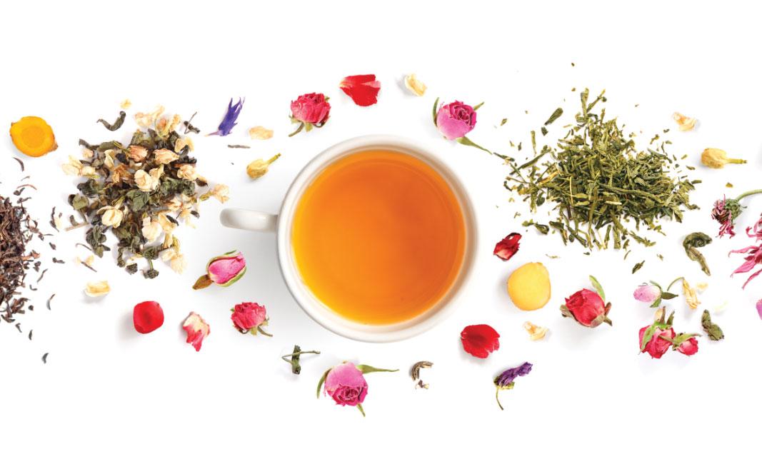 El placer del té