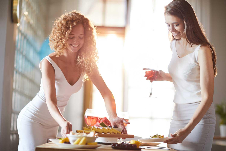 Lo que debe saber una buena anfitriona