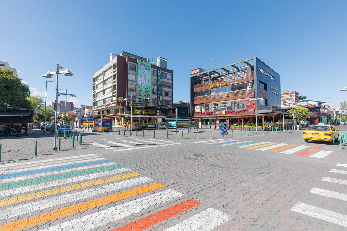 Revista Maxi - ciudad de contrastes