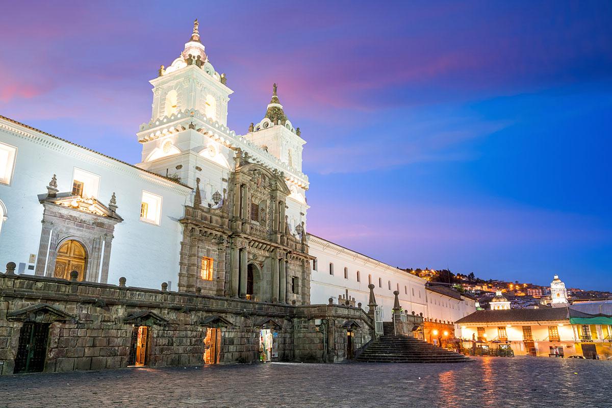 Quito, para vivir y sentir