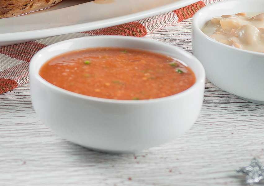 Revista Maxi - Salsa de tomate picante