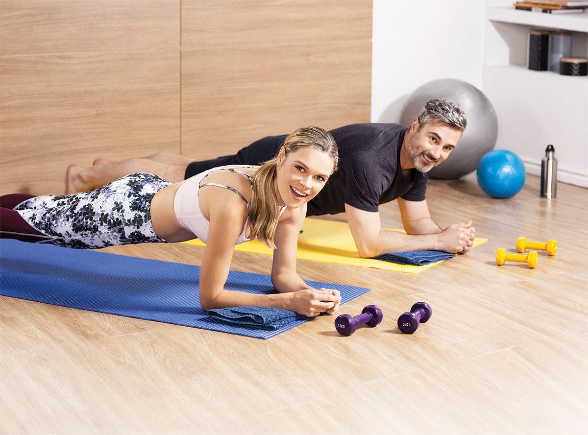 Revista Maxi - Hora de entrenar