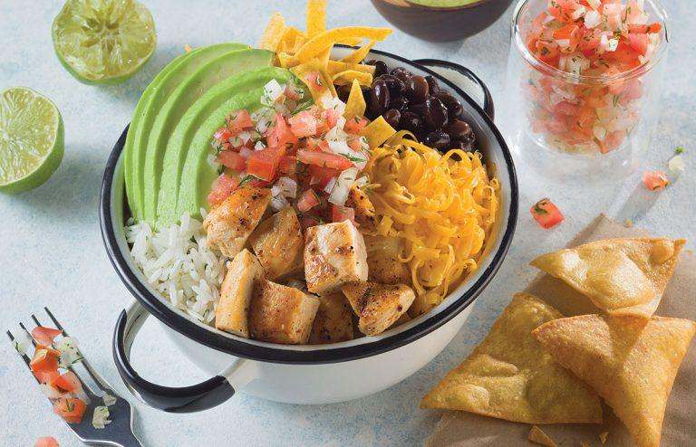 Revista Maxi - Burrito bowl