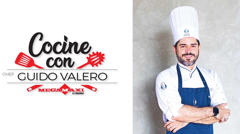 Curso de cocina: Cocine con Guido Valero