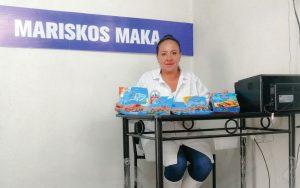 Mariskos Maka innova con su producto