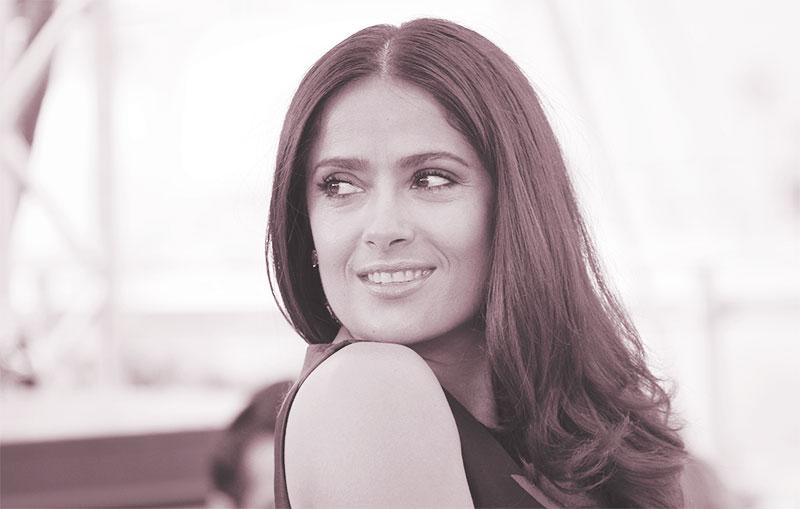 Revista Maxi - Salma Hayek
