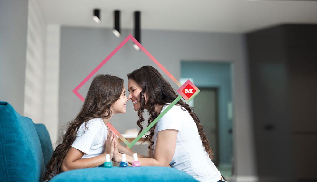 Revista Maxi - Tarde de chicas