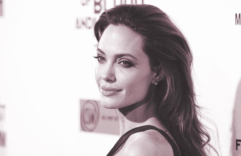 Revista Maxi - Angelina Jolie
